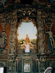 Virgen del Monte